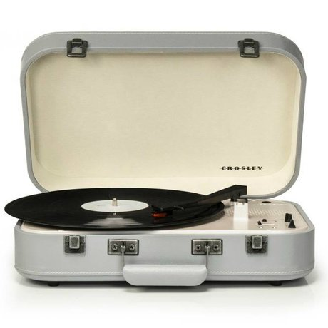 Crosley Radio Crosley Radio Crosley Coupe gray 39x29,8x9cm