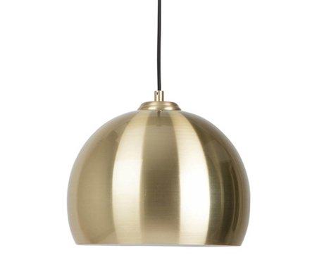 Zuiver Big lumière pendante Glow Ø27x21cm laiton en métal