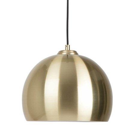Zuiver Große Pendelleuchte Glow Messing Metall Ø27x21cm