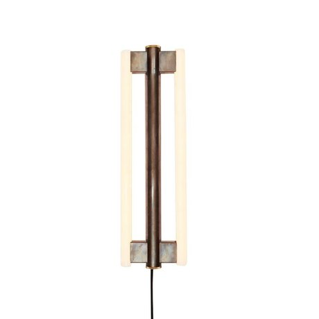 Frama Wall lamp Eiffel brass metal 500mm
