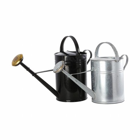 Housedoctor Watering black metal ø45cm 10L