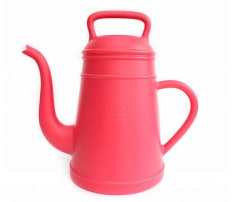 Xala Watering can Lungo pink plastic ø26x43cm 12L