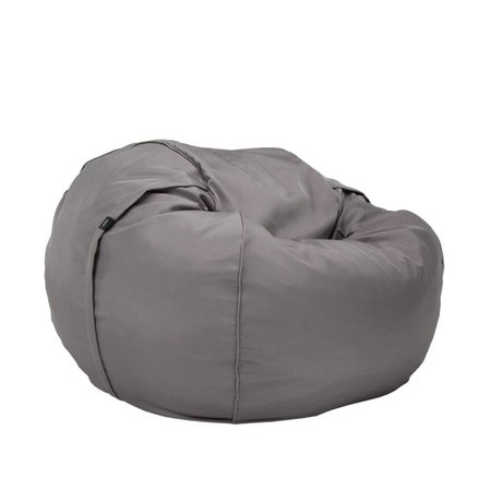 Vetsak Sack Free outdoor single gray polyester Ø110x70cm 600 liter