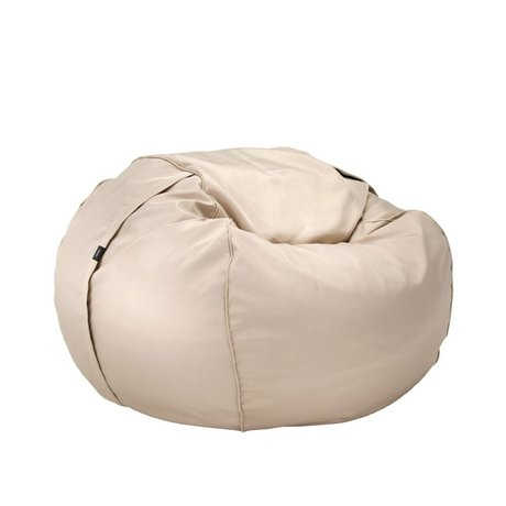 Vetsak Sitzak Free outdoor single beige polyester Ø110x70cm 600 liters