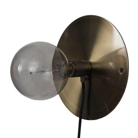 Frama Wall lamp Frama bronze Ø25cm