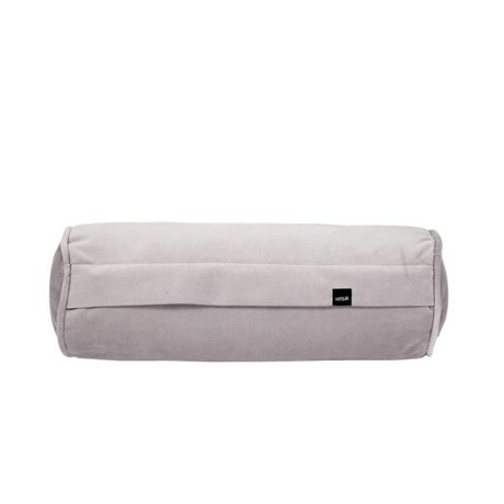Vetsak Cushion Noodle Velvet light gray velvet 42xØ16cm