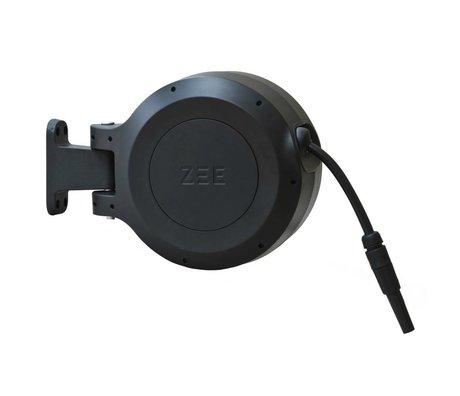 ZEE Mirtoon enrouleur 10m noir