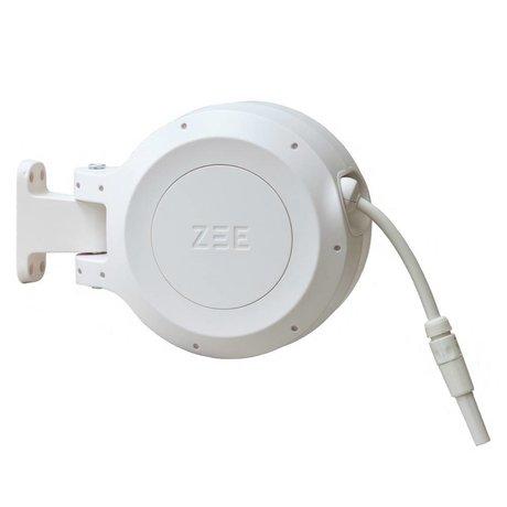 ZEE Mirtoon hose reel 10m white