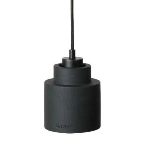 Zuiver lampe suspendue gauche noire, matte 150x11x11cm noir