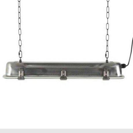 Zuiver Hanglamp G.T.A nickel, metaal grijs 70x14x10cm