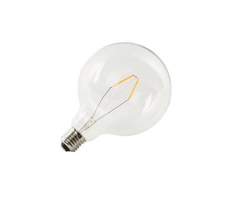 Zuiver Lightbulb Bulb Globe LED 13x13x19cm