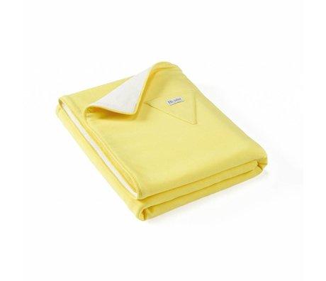 Roomblush Blanket Baby-Essentials-gelbe Baumwolle 80x100cm