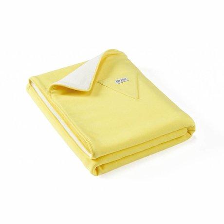 Roomblush Deken Essentials Baby geel katoen 80x100cm