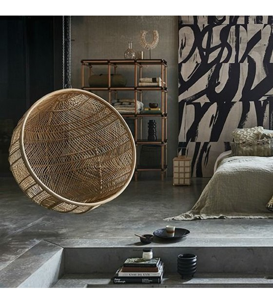 Witte Rieten Hangstoel.Hangstoel Rotan Simple Excellent Hangstoel Rotan Zwart With