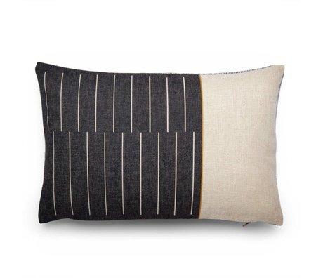 FÉST Cushion Smoke (FEST x Mae Engelgeer) multicolour cotton 30x45cm