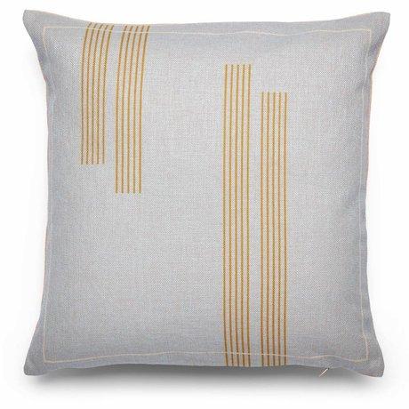 FÉST Cushion Sky (FEST x Mae Engelgeer) multicolor cotton 45x45cm
