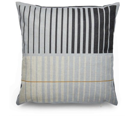 FEST Amsterdam Cushion Deep (FEST x Mae Engelgeer) multicolored cotton 45x45cm