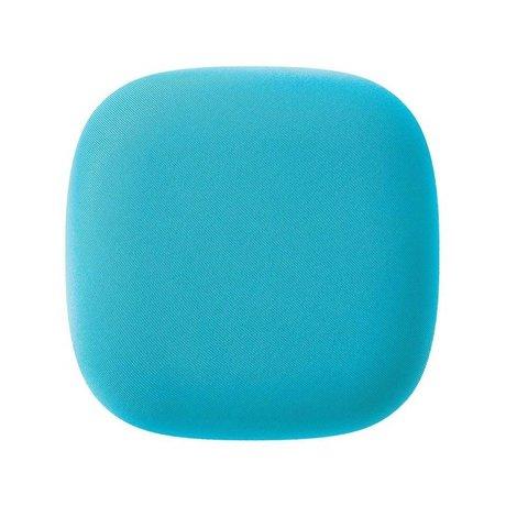 Jalo Rookmelder Kupu 10 turquoise kunststof 11x11x3,9cm