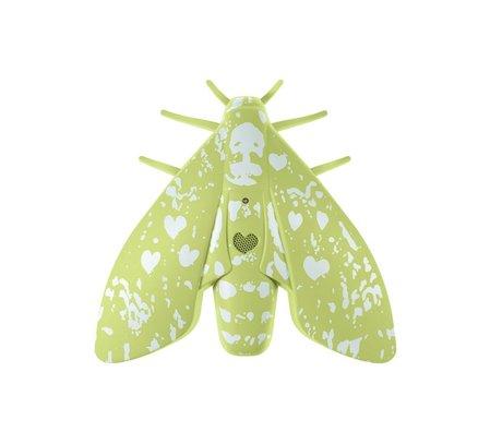 Jalo Rauchmelder Lento 10 leuchtet grün Kunststoff 18,8x18,4x5cm up