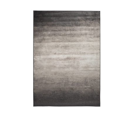 Zuiver Floor cover Obi gray textile 240x170cm