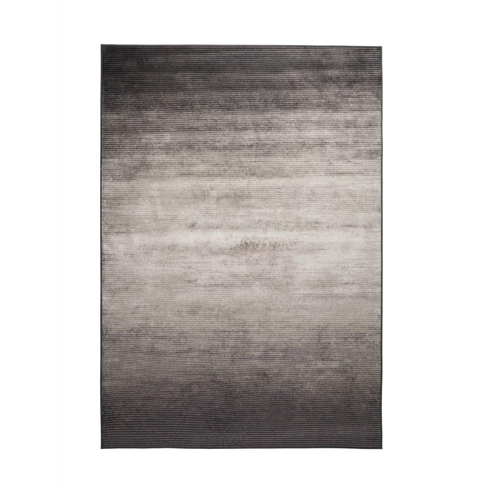 zuiver obi grauen teppich textil 240x170cm - wonen met lef!