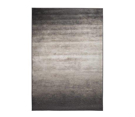 Zuiver Obi grauen Teppich Textil 300x200cm