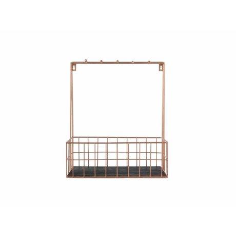 pt, du cuivre métallique de l'armoire de cuisine 36x30x15cm