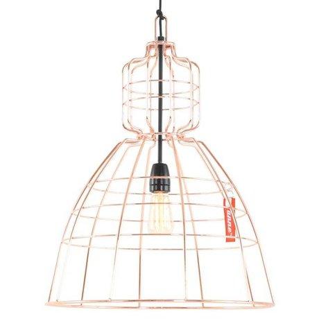 Anne Lighting Hanglamp Anne MarkllI Orange Kupfermetall ø43x68cm