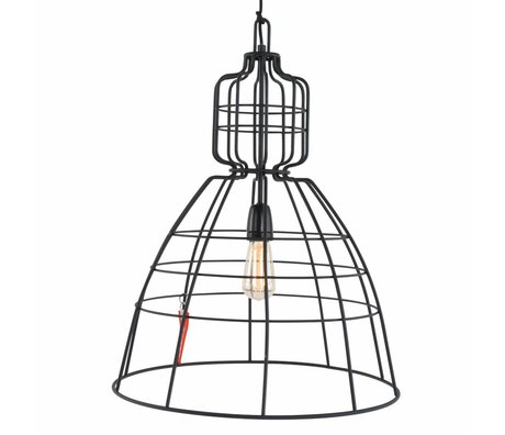Anne Lighting Hanging lamp Anne MarkllI black metal ø43x68cm