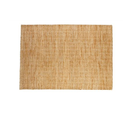 BePureHome Flooring Scenes Natural Brown Jute 170x240cm