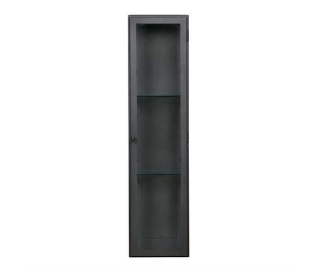 BePureHome Stellen Trophy Black Metal 95x42,5x23cm