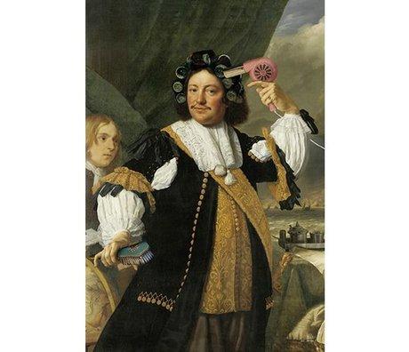 Arty Shock Gemälde Aert van Nes - Batholomeus Van der Heist M Multicolor Plexiglas 80x120cm
