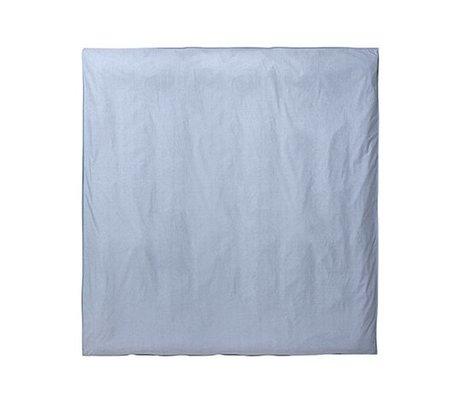 Ferm Living Duvet cover Hush light blue 220x220cm