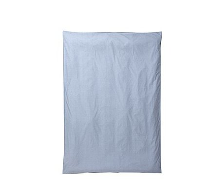 Ferm Living Duvet cover Hush light blue 150x210cm