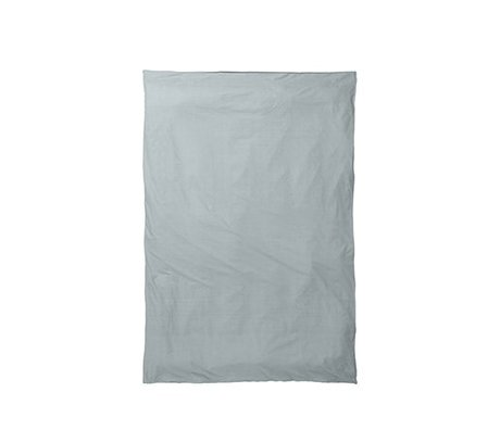 Ferm Living Duvet cover Hush dusty blue 150x210cm