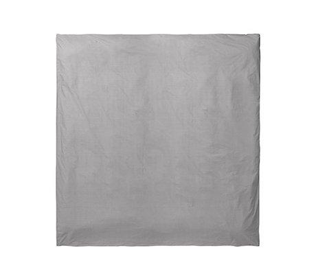 Ferm Living Hush grau Bettdecke 220x220cm