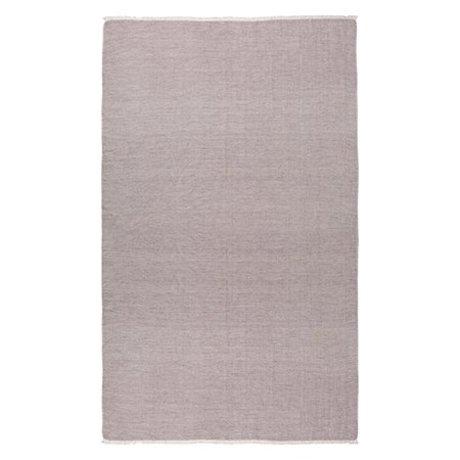 Ferm Living Tablecloth Blend bordeaux red 240x140cm
