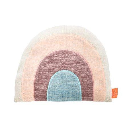 OYOY Kussen Rainbow multicolor katoen 28,50x11x40 cm