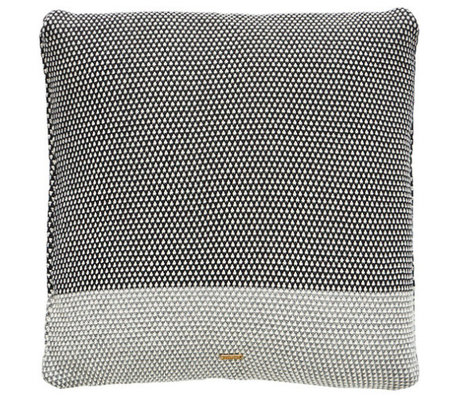 OYOY Sierkussen Koke Cushion grijs katoen 50x50cm