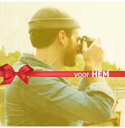 cadeaus voor HEM