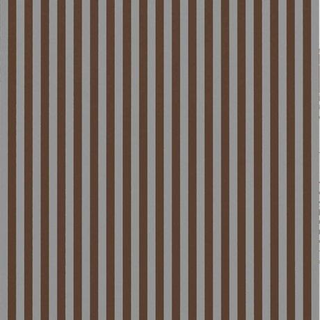 Ferm Living Wallpaper Thin Lines Bordeaux Red Gray 53x1000cm