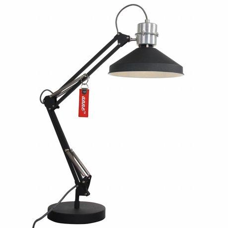 Anne Lighting Desk Anne Zappa aluminum black ø18x75cm