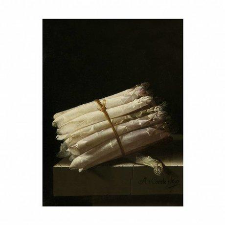 KEK Amsterdam Houten paneel Glorious Food Asparagus M 60x80cm