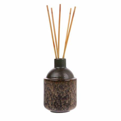 HK-living HK.6 Duft-Sticks: Hochsommer Moschus 8,5x8,5x13,5cm