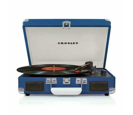 Crosley Radio Crosley Cruiser bleu Deluxe