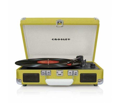 Crosley Radio Crosley Cruiser vert Deluxe