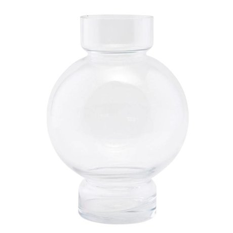 Housedoctor Bubble-Glas-Vase 17,5x25cm