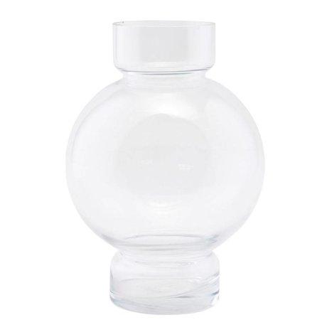 Housedoctor Vaas Bubble glas 17,5x25cm