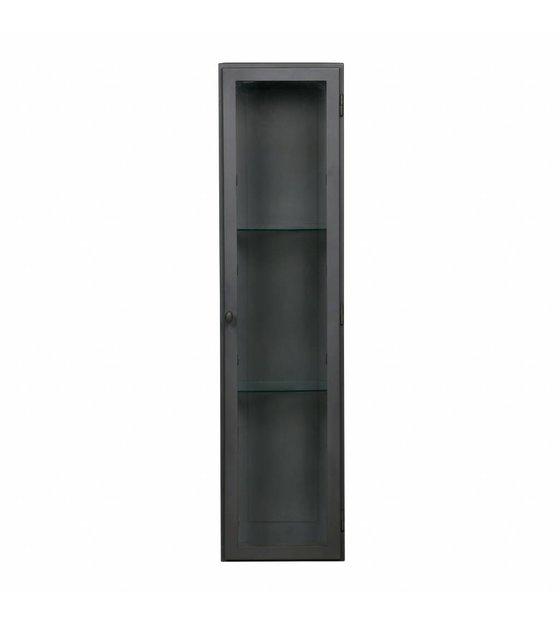 Hangende Vitrinekast Ikea.Hangend Glazen Vitrinekastje