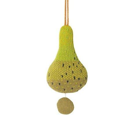 Ferm Living Mobile with fruiticana pear cotton Ø9cm